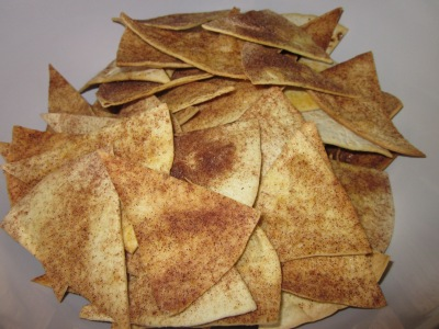 Sweet Tortilla Chips